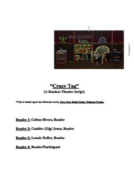 """""""Crazy Tag in the Fun House"""" A Readers Theater Script"""