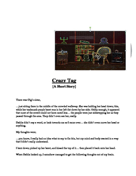 """""""Crazy Tag in the Fun House"""" A Short Story"""