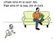 ¿Dónde está mi familia? Story/coloring book/activity to le