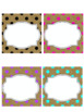 Free {EDITABLE} Library Labels