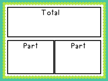 (EDM) Everyday Mathematics Math Mats and Charts for First Grade