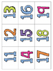 *Print and Play* Math Builders - Memory Games -  Number Re