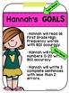 {Editable} IEP Goals Bulletin Board