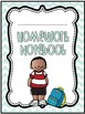 *Editable* Notebook Workbook Covers in 'Natural Colors' Ch