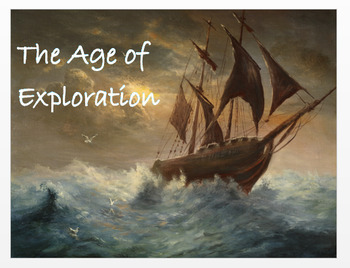"""""""Europe in the Age of Exploration"""" + Quiz"""