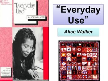 """""""Everyday Use"""" Short Story Analysis Presentation"""