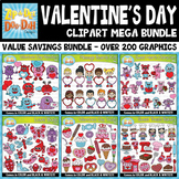 {FLASH DEAL} Valentine's Day Graphics Goodie Bag Mega Bund