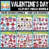 {FLASH DEAL} Valentine's Day Graphics Goodie Bag Mega Bund
