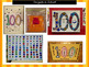 100th Day of School (A Family Project) English and Spanish