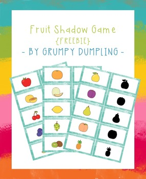 Fruit Shadow Games