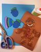 *FREE* Show & Retell Gingerbread Man (Galleta de Jengibre)