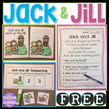 {FREE} Jack and Jill