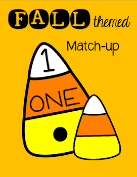 {FREE} Number match-up