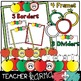 Apples * Seller's Kit * Borders, Frames, Papers, Clipart &