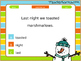 What's the Verb WINTER PPT GAME ~ Reading Comprehension ~  RTI
