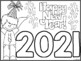 {FREEBIE} Happy New Year Coloring Sheet