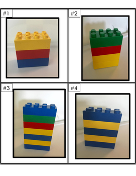 *FREEBIE* Lego Task Cards