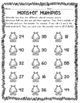 *FREEBIE* October Print-n-Go Math Centers