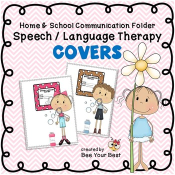 Speech Language Folder COVER