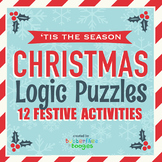 ❅ FUN CHRISTMAS LOGIC PUZZLES ❅