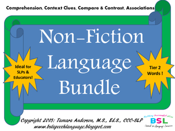 Non-Fiction Language Bundle