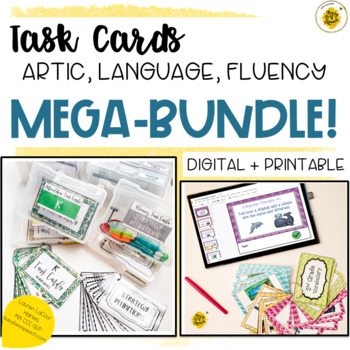 Task Card MEGA Bundle