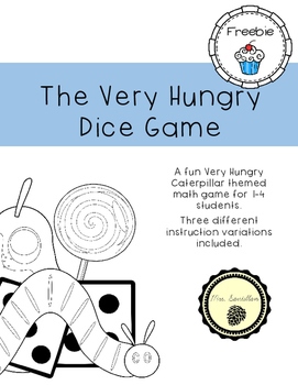 *Freebie* The Very Hungry Dice Game