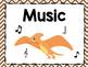 {Freebie} Where Are We Chart (Dinosaur Theme)