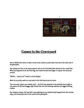 """""""Games in the Graveyard"""" [A Short Story]"""