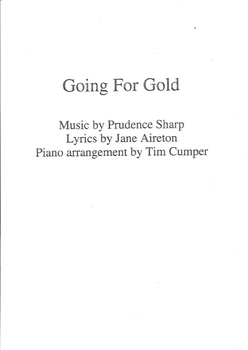 'Going For Gold' Olympic Song, Music, and Words