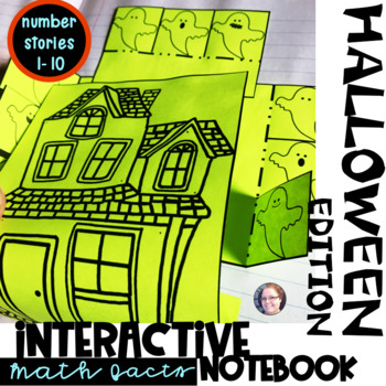 Interactive Notebook INB Math Halloween