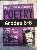 *Hard Copy* Practice & Assess WRITING Grade 6