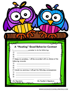 """Hooting"" Good Behavior"