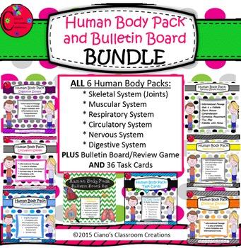 {{Human Body Pack: BUNDLE}}