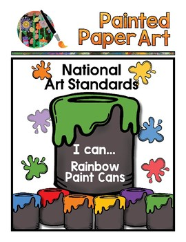 National Art Standards in Paint Cans