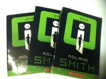 """I,Q: Independence Hall"" books, by Roland Smith - Literatu"