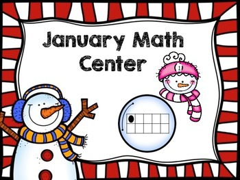 {January} Math Center
