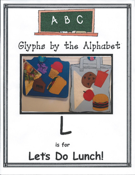 (L) Let's Do Lunch! Glyph