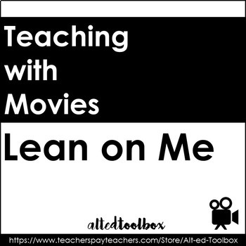 """""""Lean on Me"""" Movie Guide"""