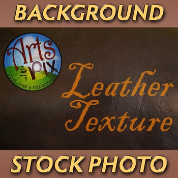 """! """"Leather Texture"""" - Photograph - Leather Background - St"""