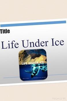 """Life Under Ice"" Unit, Storytown 6th Grade, Figurative Lan"