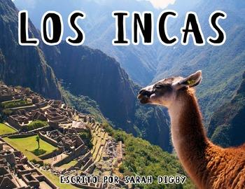 """Los Incas"" – Original Printable Spanish Book/Slideshow (5"