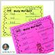 Wally the Wordbot Short E Word Families  (Flipcharts & Pri