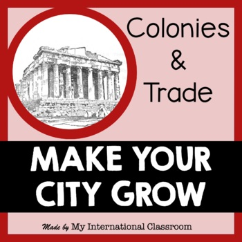 """""""Make Your Own"""" Greek City-State"""