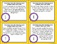 {Mardi Gras} Multiplication Word Problem Task Cards