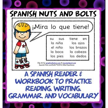 ¡Mira lo que tiene!: A beginning Spanish workbook/reader