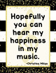 Music Quote Posters to Encourage and Inspire {25 Chic & G