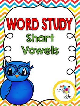 {NEW PRODUCT DISCOUNT} Word Study: Short Vowels
