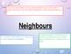 'Neighbours' by Gillian Clarke: an analysis