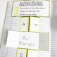 -GER Verb Conjugation Foldable: French Interactive Notebook